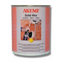 AKEMI Solid Wax polírpaszta 900ml fekete