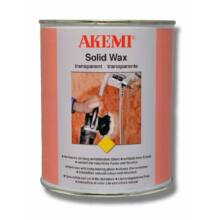 AKEMI Solid Wax polírpaszta 900ml transparent