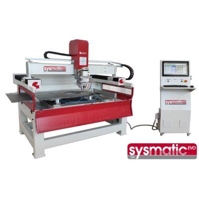 Ghines Sysmatic Evo CNC  kőmegmunkáló központ