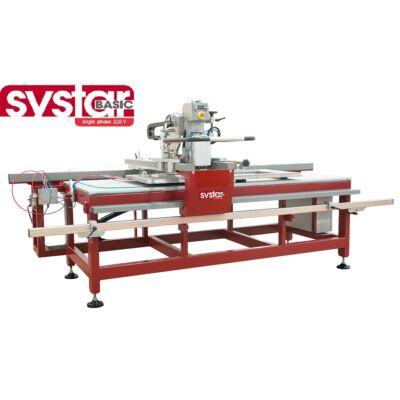 Ghines Systar Basic  megmunkálógép konyhapultokra