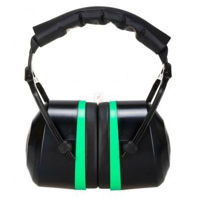 Fülvédő fekete SNR 33dB
