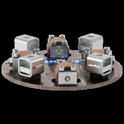 Stokkolótányér Dia-Blaster 450 mm