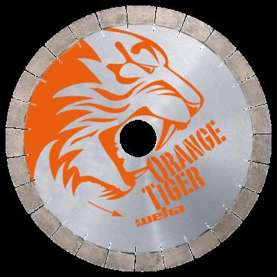 Gyémánt vágótárcsa Orange Tiger 400mm